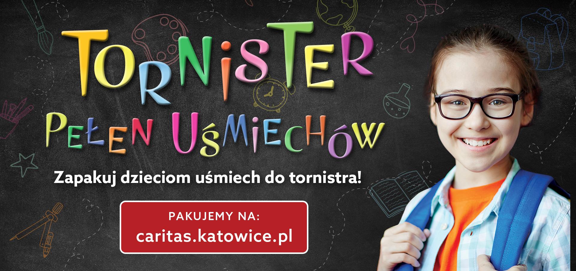 Tornister Pełen Uśmiechów!